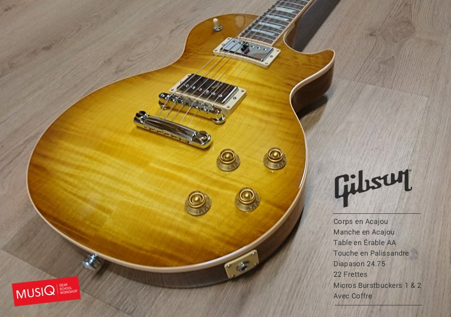 Gibson Traditional 2017 Light Burst